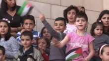 النادي الأرثوذكسي ينظم مهرجان للأطفال في بيت جالا