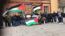 الاتحاد الوطني الفلسطيني بالسويد ينظم وقفة تضامنية مع الأسرى