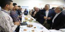 طلبة جامعة القدس ينتجون مواد طبيعية فعالة بمجال الصحة والتغذية