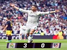 أهداف مباراة ريال مدريد و اتلتيكو مدريد