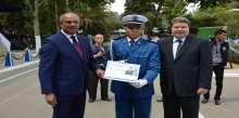 وزير الداخلية يشرف على تخرج دفعة للملازمين الأوائل للشرطة