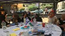 Tel Aviv streets hosted Negotiations between Palestinian Women and Israeli