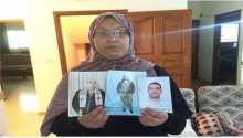 Mother tells the story of her torn family due to Israeli occupation