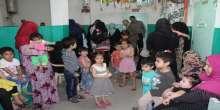 يوم صحي مجاني بالمخيمات الفلسطينية بمناسبة عيد المقاومة والتحرير