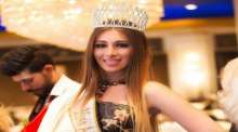 السورية إنجي مراد تحصل على لقب ملكة جمال آسيا 2017