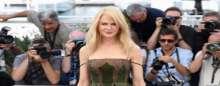 شاهدي فستان نيكول كيدمان الذي استغرق إعداده 1000ساعة في dior
