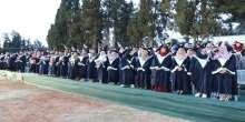 جامعة خضوري تخرج طلبة الفوج العاشر