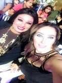 تكريم حنان حسين بمهرجان السياحة والتسوق مع فيفى عبده ببورسعيد