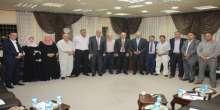 مجلي يتسلم مهام رئيس بلدية طوباس