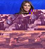 وأخيرا فعلتها ميلانيا ترامب!
