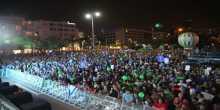 النائب عودة خلال مظاهرة تل ابيب: أنا عربي فلسطيني