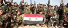 الجيش السوري يسيطر على مناطق صحراوية واسعة