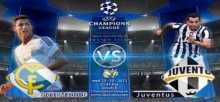 من سيحصد الدوري الأوروبي ريال مدريد أم يوفنتوس؟