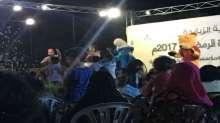 افتتاح مهرجان ليالي الزبابدة الرمضانية