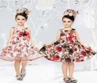 بالفيديو: ملابس اطفال بنات للعيد