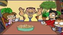 """بالفيديو: نهفات عيلتنا الحلقة 15 """" اهلا بالعيد """""""