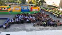 جمعية الاقصى تنظم حفلاً للأيتام في مدينة القدس
