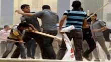 بئر السبع: شاب فلسطيني يفض شجار بطريقة مؤثرة لاتخطر بالبال!