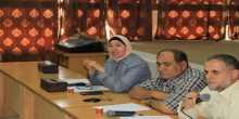 تربية قلقيلية تعقد اجتماعا تربويا لمديري ومديرات المدارس