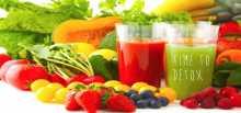 8 مشروبات للتخلص من سموم الجسم