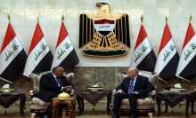 الوزيران النجيفي وشكري يبحثان العلاقات العراقية المصرية