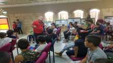 بمشاركة 700 طالب..بلدية ام الفحم تطلق فعاليات العطلة الصيفية