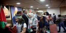 محافظ طولكرم يستقبل أعضاء وفد المؤتمر الشبابي العربي التطوعي