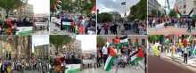الجالية الفلسطينية تستنفر جهودها نصرةً للقدس وللأقصى