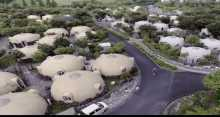ابتكار قرية آمنة ومضادة للزلازل في اليابان