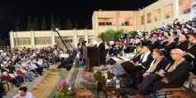 القدس المفتوحة فرع سلفيت تحتفل بتخريج الفوج الـ 20