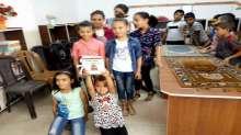 الثقافة في طوباس تنظم ندوتيْن تثقيفيتيْن للأطفال في عقابا وجمعية طوباس