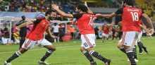 مصر تضع قدما في مونديال روسيا بهدف صلاح