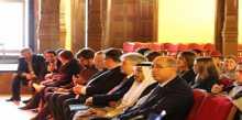 فلسطين تشارك في المهرجان الثقافي العربي في جمهورية ليثوانيا
