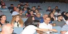 رابطة خريجي جامعات روسيا توزع المنح الدراسية للطلاب