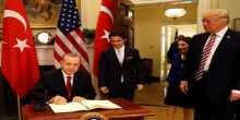 """ترامب: أردوغان أصبح """"صديقي"""""""