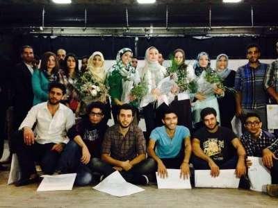 ست مخرجات يبرزن بسبعه افلام عادات سلبية تسود المجتمع الفلسطيني