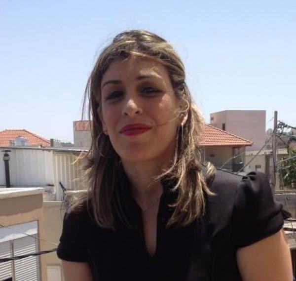 الشاعرة الفلسطينية خلود رزق اهم مشاريعي نشر المحبة ونشر قضيتي وانتمائي.