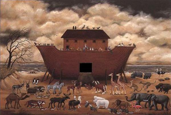 ما لا تعرفه عن معجزات نوح عليه السلام سلام على نوح في العالمين تقيك شر الحية