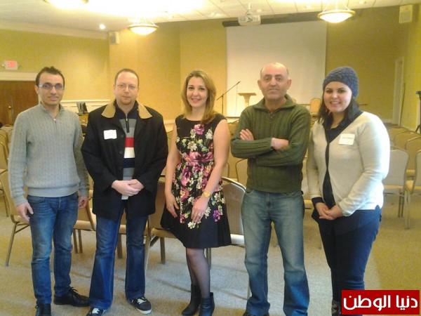 """شعراء عرب يشاركون للمرة الأولى في """"مهرجان بريدج ووتر الدولي للشعر"""" بأمريكا"""