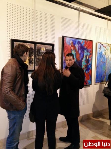 الفنانون السبعة بمراكش: حوار تشكيلي معاصر