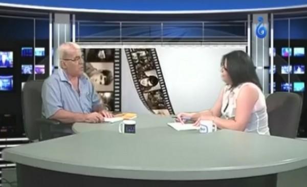الشاعر كمال ابراهيم في لقاء خاص عبر تلفزيون نبتون – سخنين