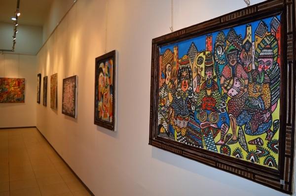 تارودانت: تحتفي بليلة الأروقة بافتتاح معرض للفنان محمد شرحابي برواق باب الزركان