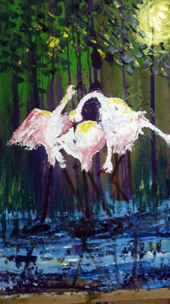 جرير منصور يفتتح معرضه للفن التشكيلي الأحد القادم