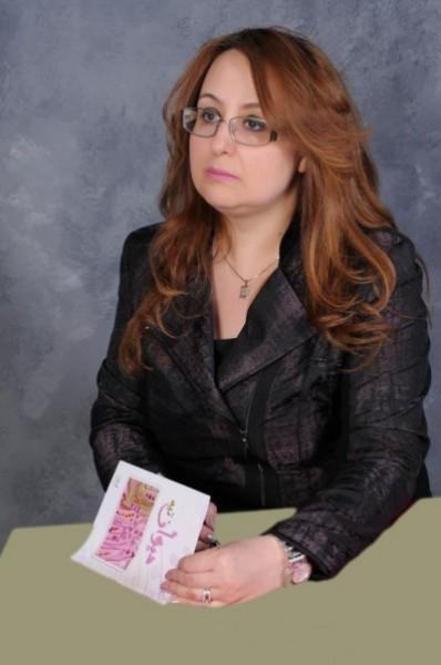 صابر حجازي يحاورالشاعرة والاديبة اللبنانية صونيا عامر