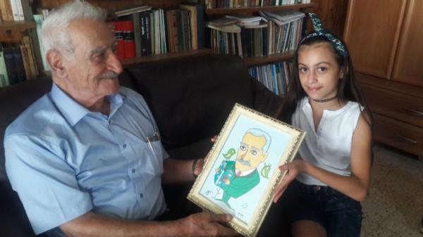 الأديب حنا ابراهيم : أنا شيوعي وغير منظّم حزبيّا