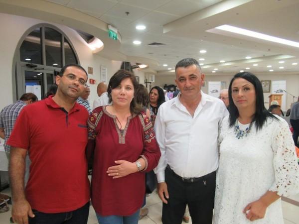 """""""ترانيم على أجنحة الباشق"""" للشاعر أنور خير في نادي حيفا الثقافي"""