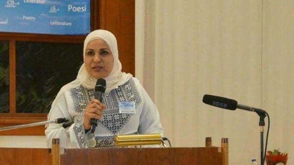 حوار مع الشاعرة  ابتسام أبو واصل محاميد