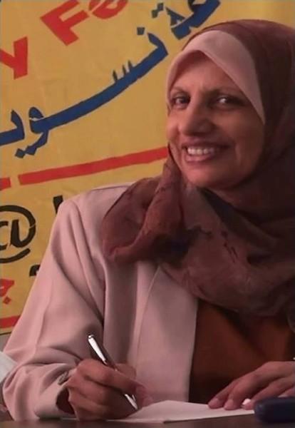 صالون نون الأدبي في لقاء مع سيدة الأماكن .. الدكتورة هيفاء فهمي الأغا
