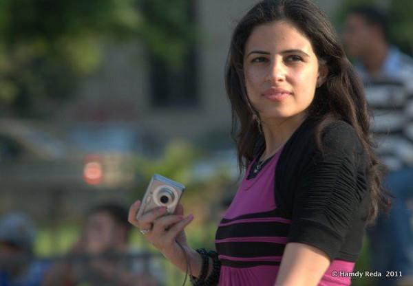 حوار مع الكاتبة المصرية نهلة كرم