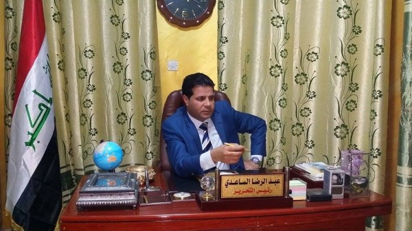 تسويق انتخابي ! بقلم: عبدالرضا الساعدي